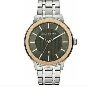 Armani Exchange Men's Maddox Stainless Steel Watch